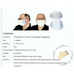 Masques de protection UNS 1 x 50